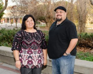 Vanessa Vela Lovelace and Benjamin Torres from CDTech.