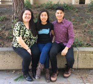De Anza Student Government Leaders