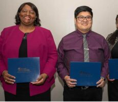 Felecia Bennet-Clark of Macomb Community College Receives Award for Excellent Teaching