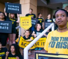 The Sunrise Movement Is Hiring! Join the Effort to Stop Climate Change
