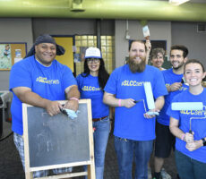 Salt Lake Community College Students Participate in Annual Day of Service